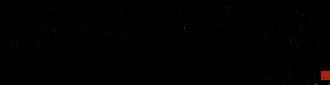 China Crystal Logo black